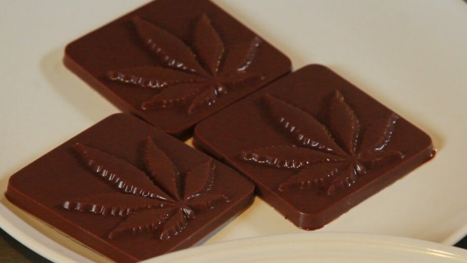 Cannabis Infused Milk Chocolate | Infused Eats